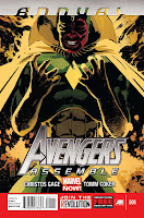 Avengers Assemble Annual #1 Cover