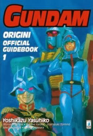 fumetti da regalare a natale_gundam-origini-official-guidebook