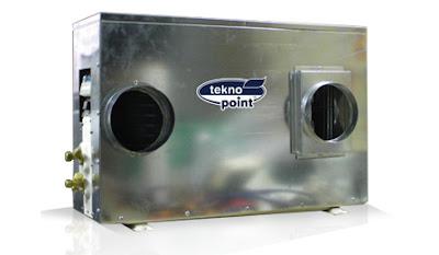 Split senza unit esterna elfo di teknopoint - Clima portatile senza tubo ...