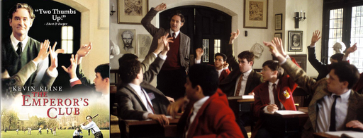 the ethical disposition of william hundert in the emperors club Character as destiny posted by jim lichtman in character , entertainment , philosophy there's a scene late in the film the emperor's club when william hundert, a teacher who believes that character is the path to true success, dispenses a final lesson to an errant student.