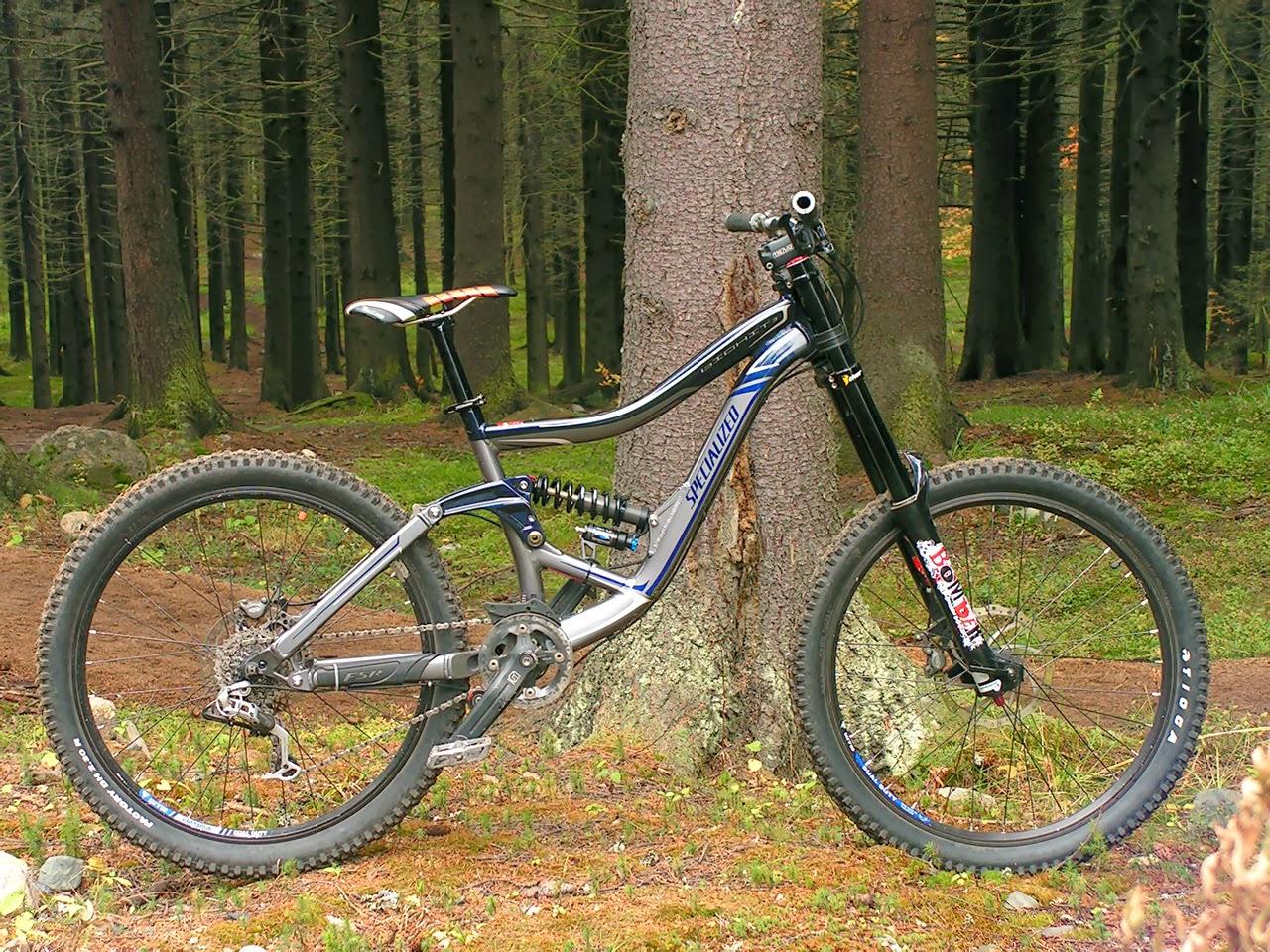 Van S Mountain Bike My Bikes From 2007 Till 2013 Part 3