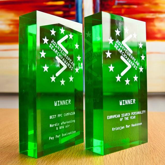 Premios European Searchs