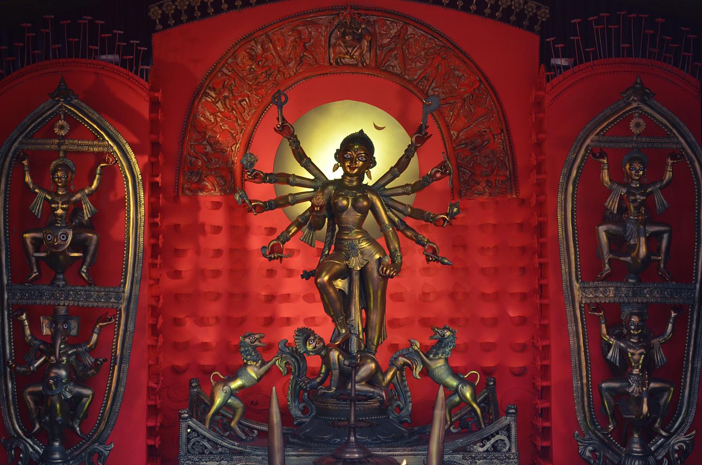 Rajdanga Durga Puja