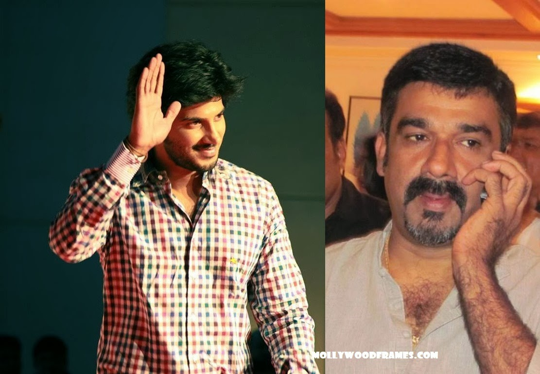 Director Ranjith and Dulquer Salmaan movie titled as 'Njan'