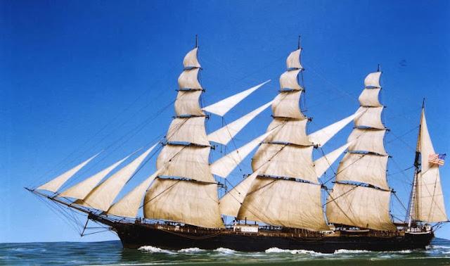 5 Kapal Kayu Terbesar di Dunia Sepanjang Sejarah