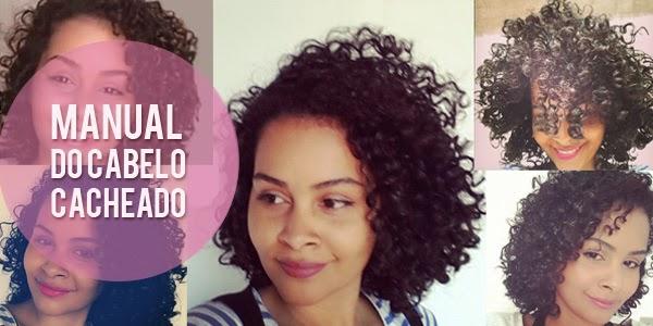 Guia de cuidados para cabelos cacheados - Blog Manual dos Cachos