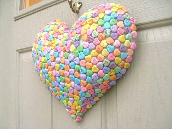 Super Sweet Conversation Heart for sale by AWorkofHeartSA ON ETSY