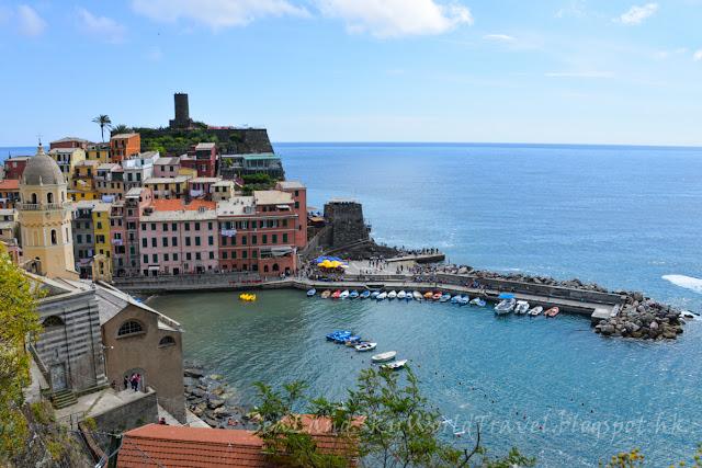 Vernazza, Cinque Terre, 五漁村