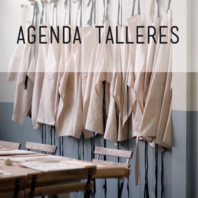 AGENDA TALLERES