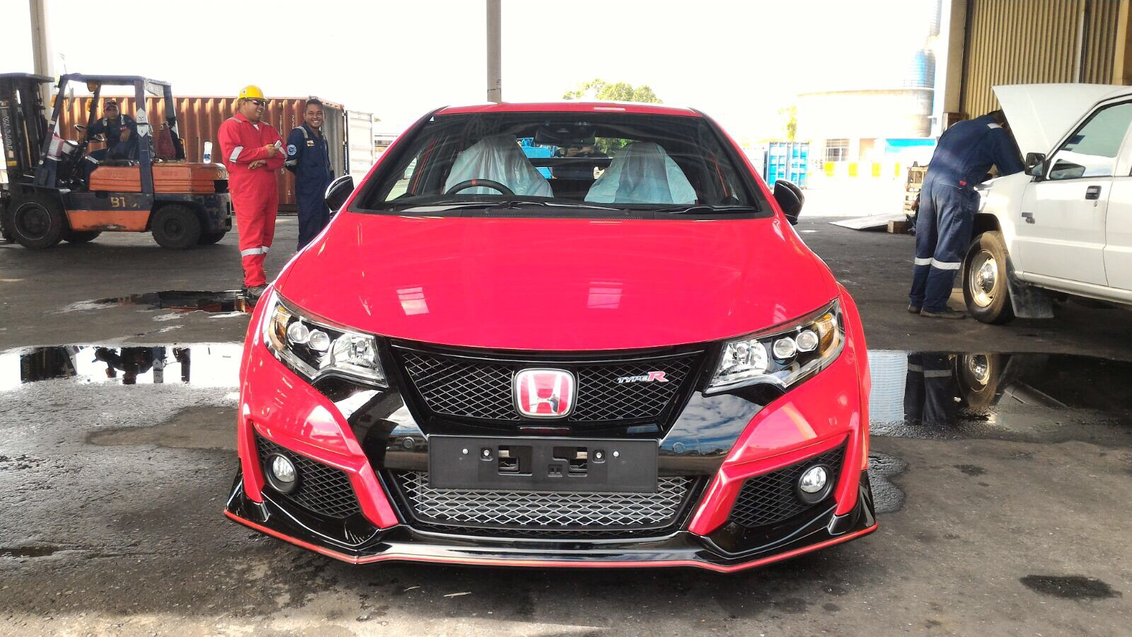 New Car In Brunei   Honda Civic Type R (FK2)