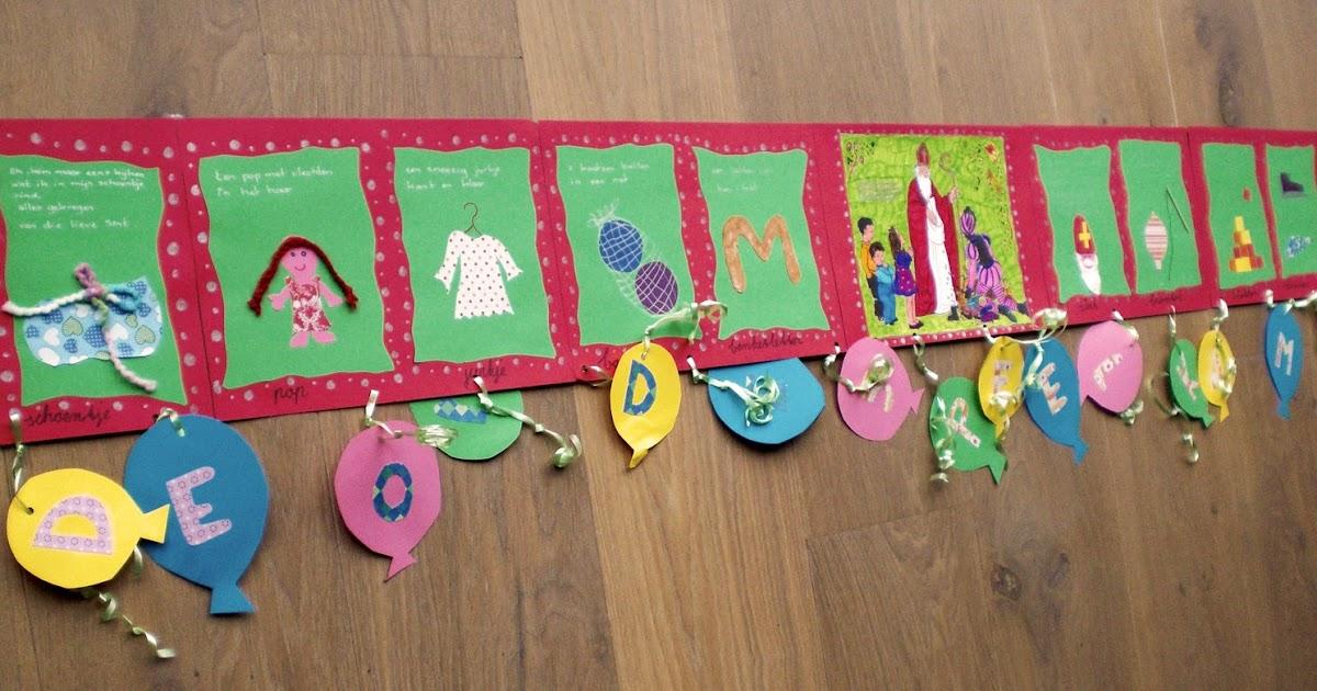 De Oude Speelkamer  Winnaar Sinterklaas kleurplaat actie 2011