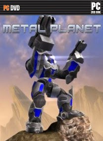 Metal Planet PC Game Cover Metal Planet MULTi2 FASiSO