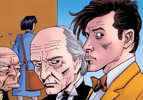 Doctor Who en The League of Extraordinary Gentlemen Century 2009