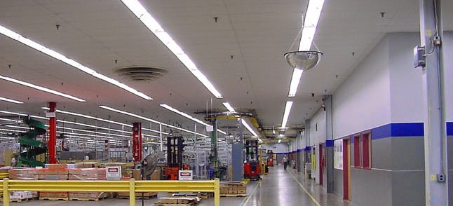Research: lighting system maintenance saves money and reduces carbon footprint