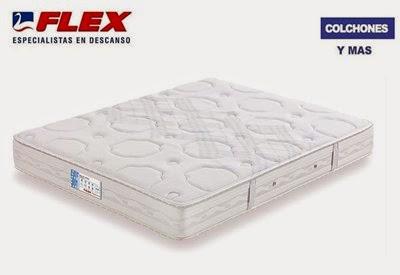 Colchón Flex Multivisco