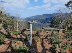 渡川城(山口県山口市阿東生雲東分)
