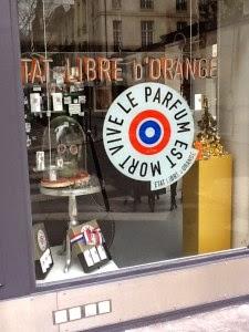 Marcia DeSanctis paris perfume shop