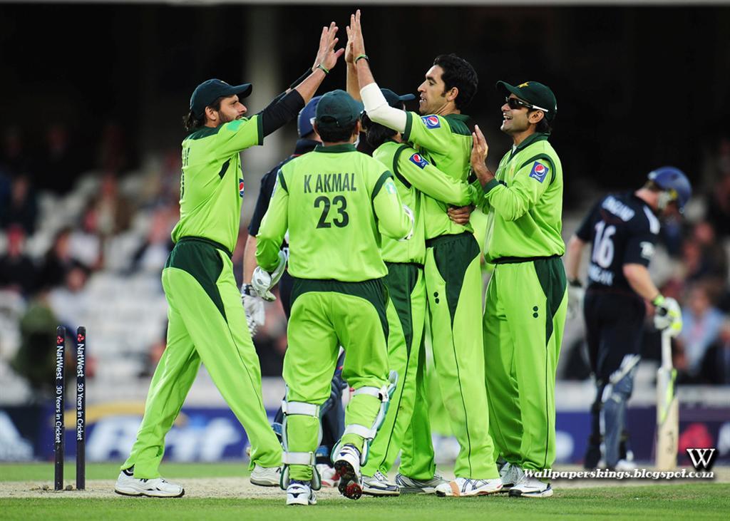 Wallpapers kings pakistan cricket team - Pakistan cricket wallpapers hd ...
