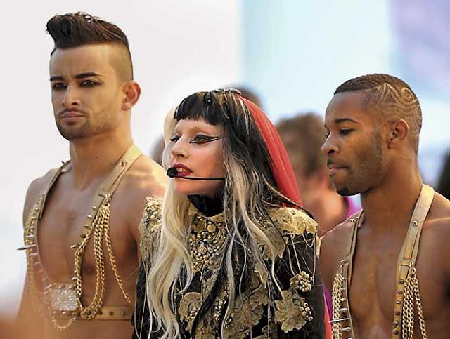 Assaad Awad Lady Gaga