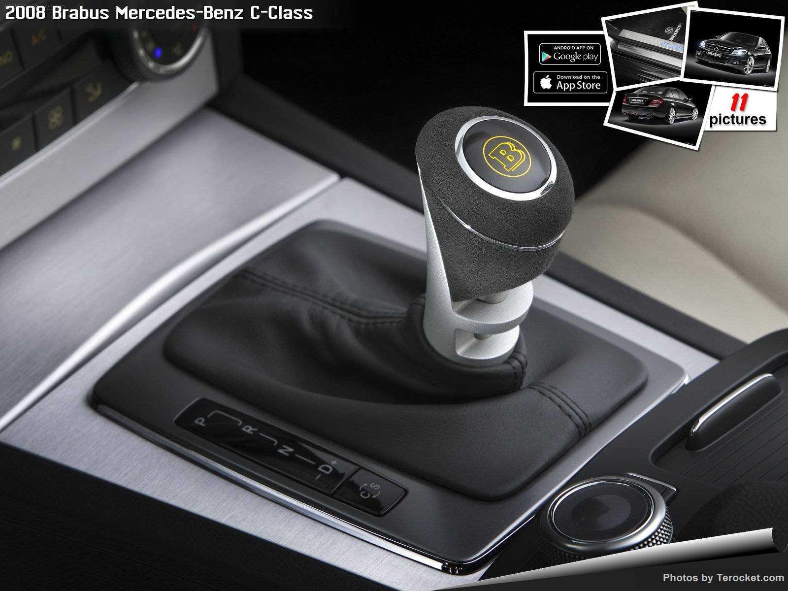 Hình ảnh xe ô tô Brabus Mercedes-Benz C-Class 2008 & nội ngoại thất