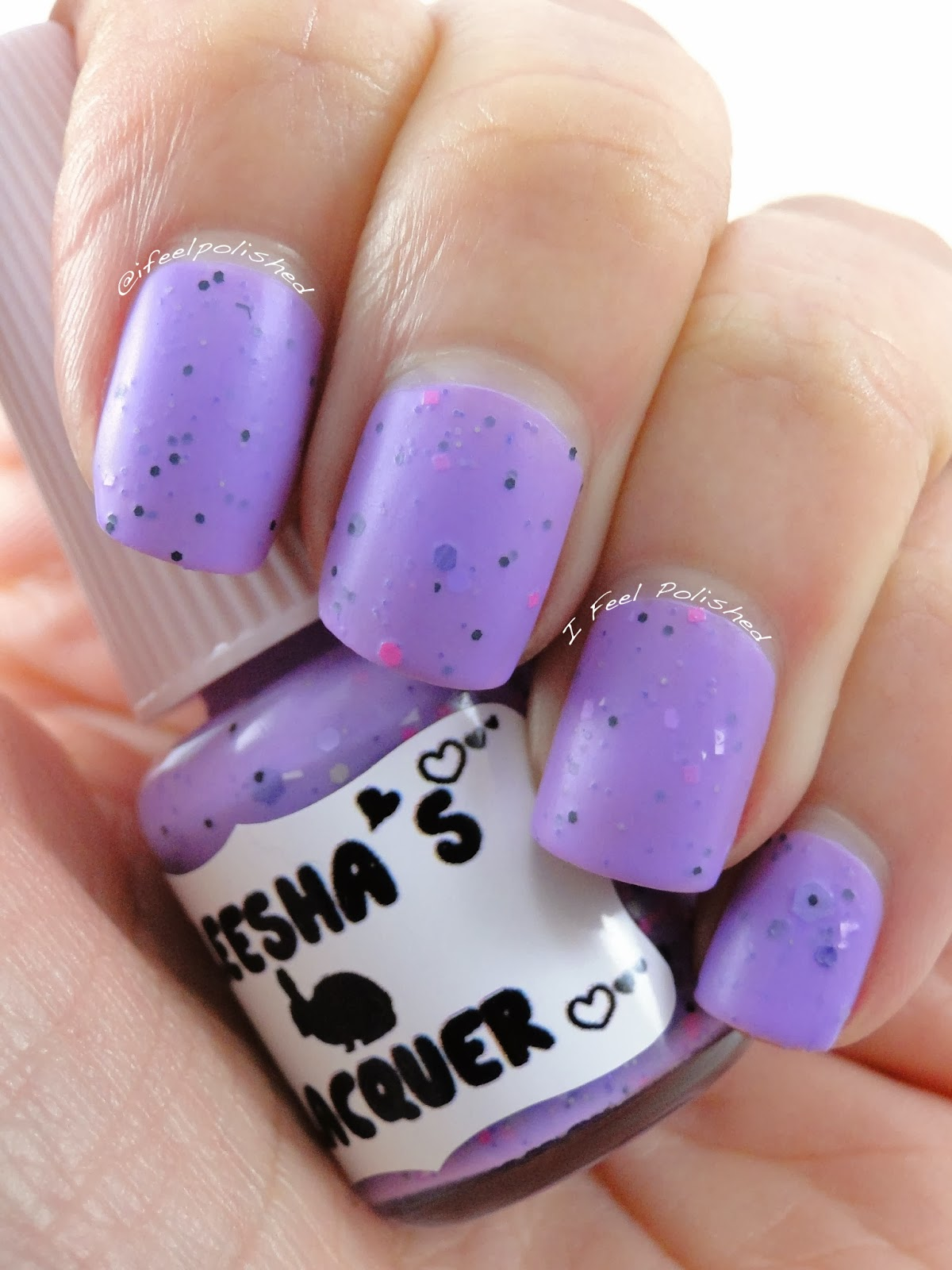 Leesha's Lacquer Life of the Party