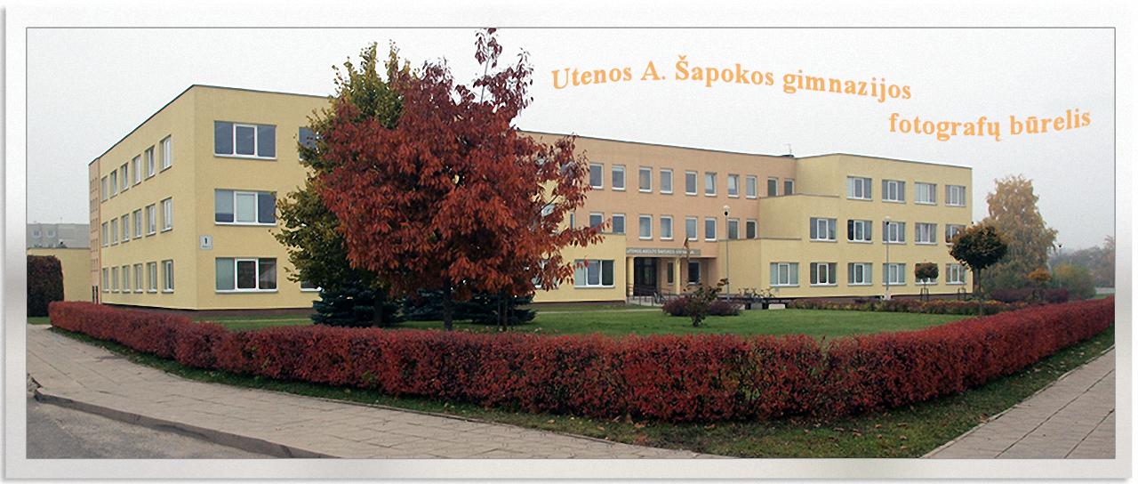 Utenos Adolfo Šapokos fotografų būrelis
