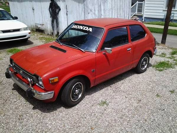 1978 honda civic cvcc auto restorationice for 1978 honda civic