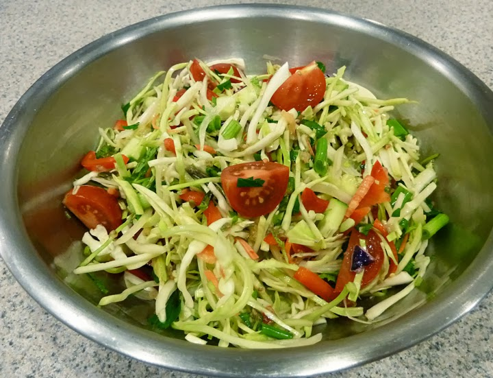 Broccoli Slaw Recipe — Dishmaps