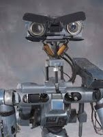 Johnny-5, Short Circuit, best, robot