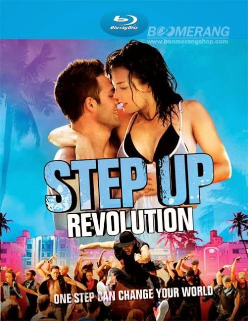 Step Up 4  สเตปโดนใจ หัวใจโดนเธอ 4