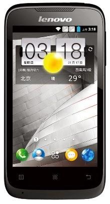 Lenovo A269 HP 3G Android dual core harga dibawah 1 juta
