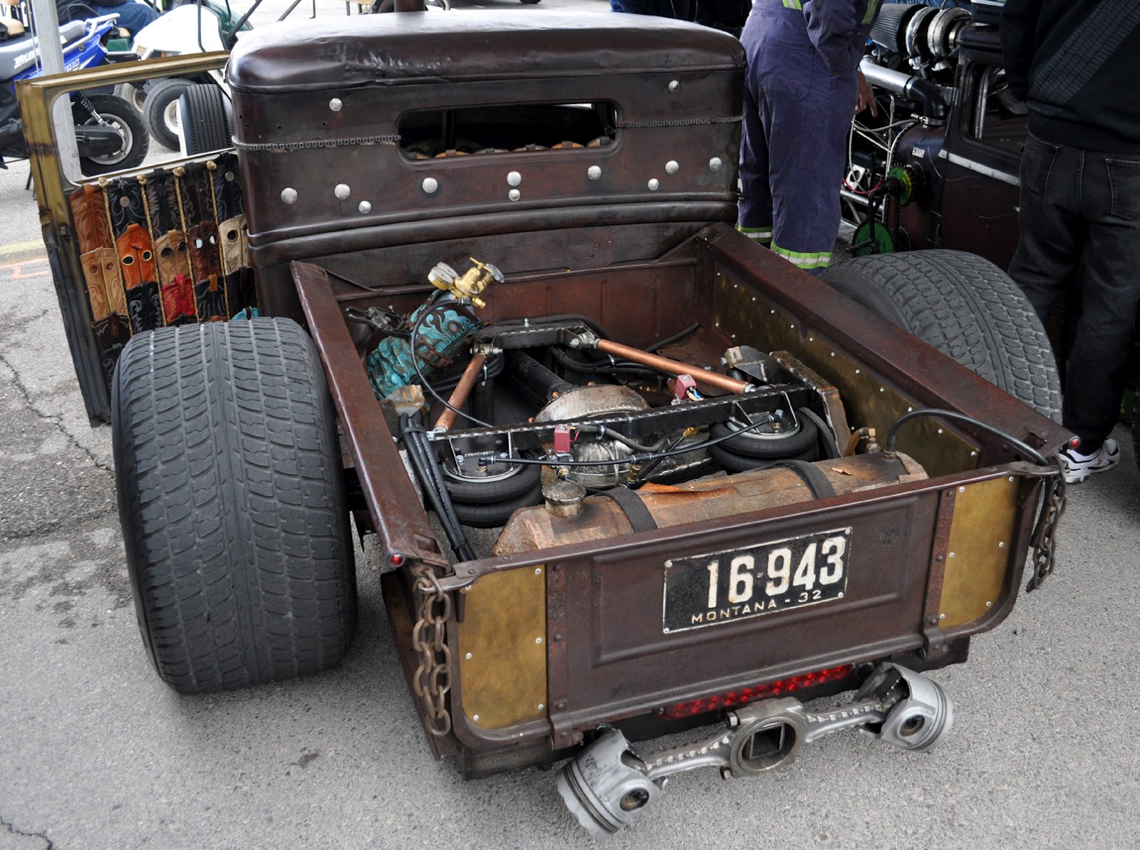 Just A Car Guy Greatest Rat Rod Collection Ive Ever Come