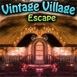 Play Games4King Vintage Village Escape