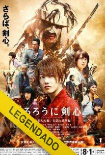 Samurai X: O Inferno de Kyoto – Legendado