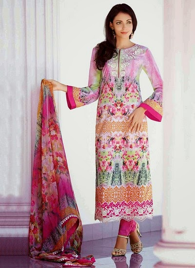 Fashions And Lifestyle Beautiful Summer Wear Dresses Collection