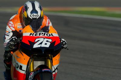 Dani Pedrosa 2012