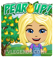 Farmville New Pear Up Mini Game Icon