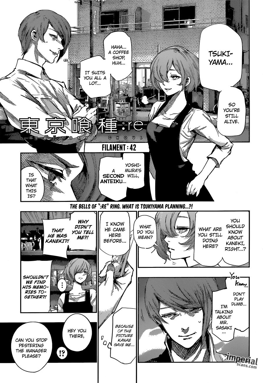 Manga Ross 7 Trash Chapter 42 Page 14