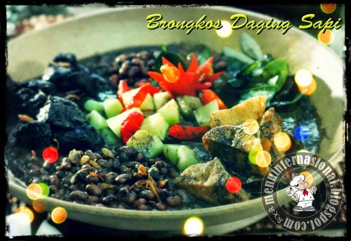 Cara Membuat Brongkos Daging Sapi Khas Jawa Tengah