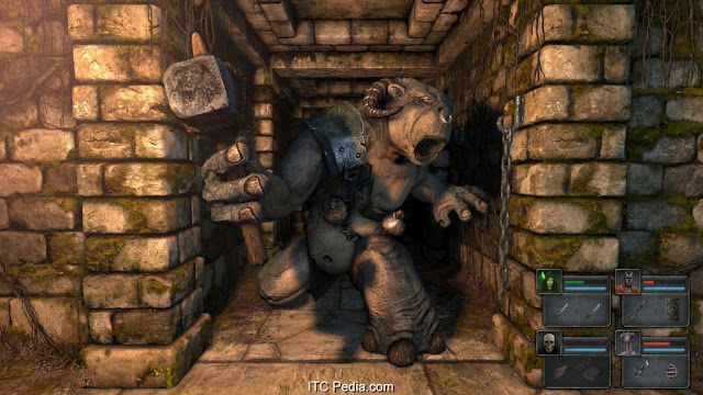 legend of grimrock release date