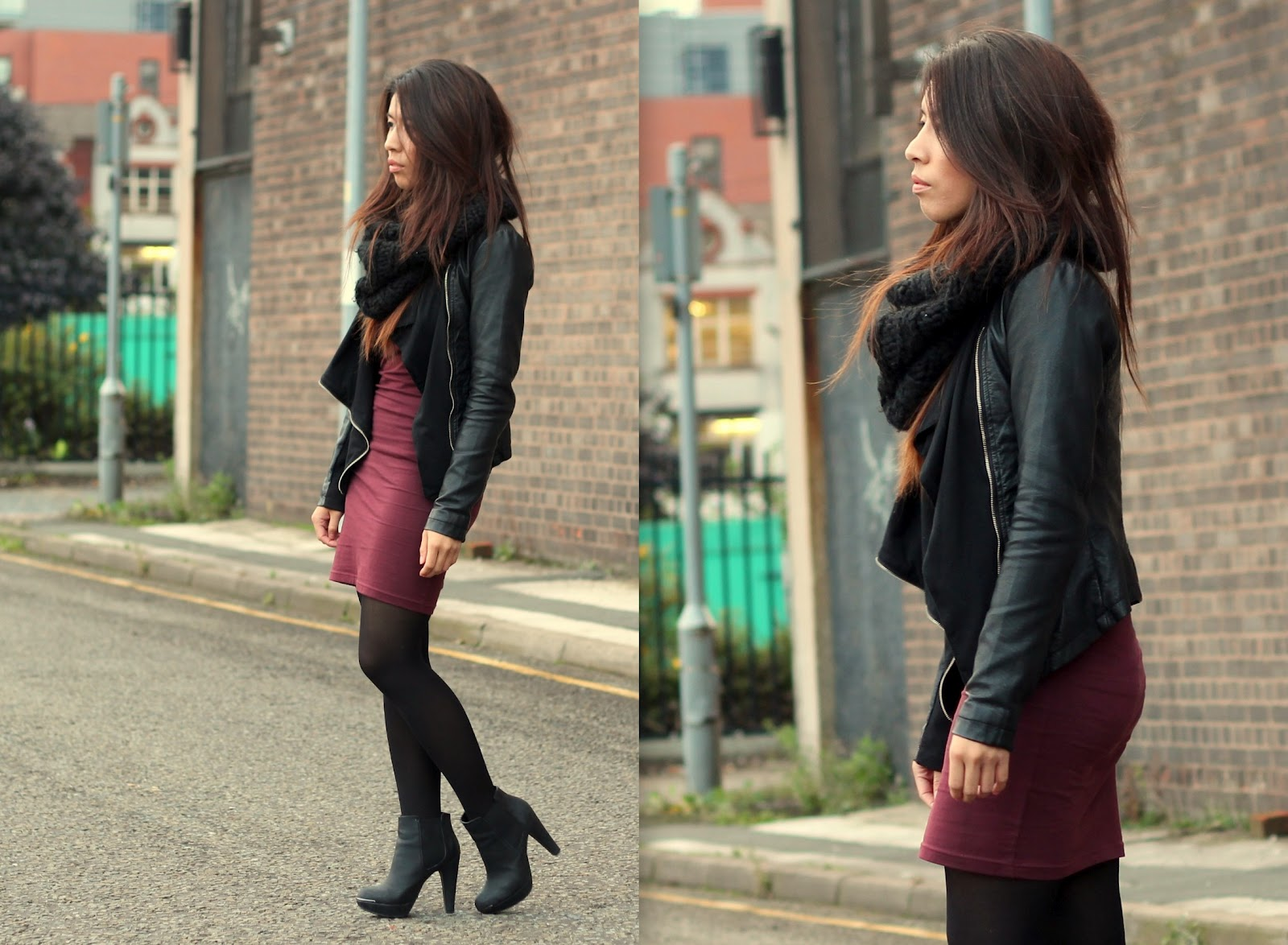Leather jacket new look - New In New Look Leather Jacket