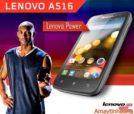 Smartphone Lenovo A516