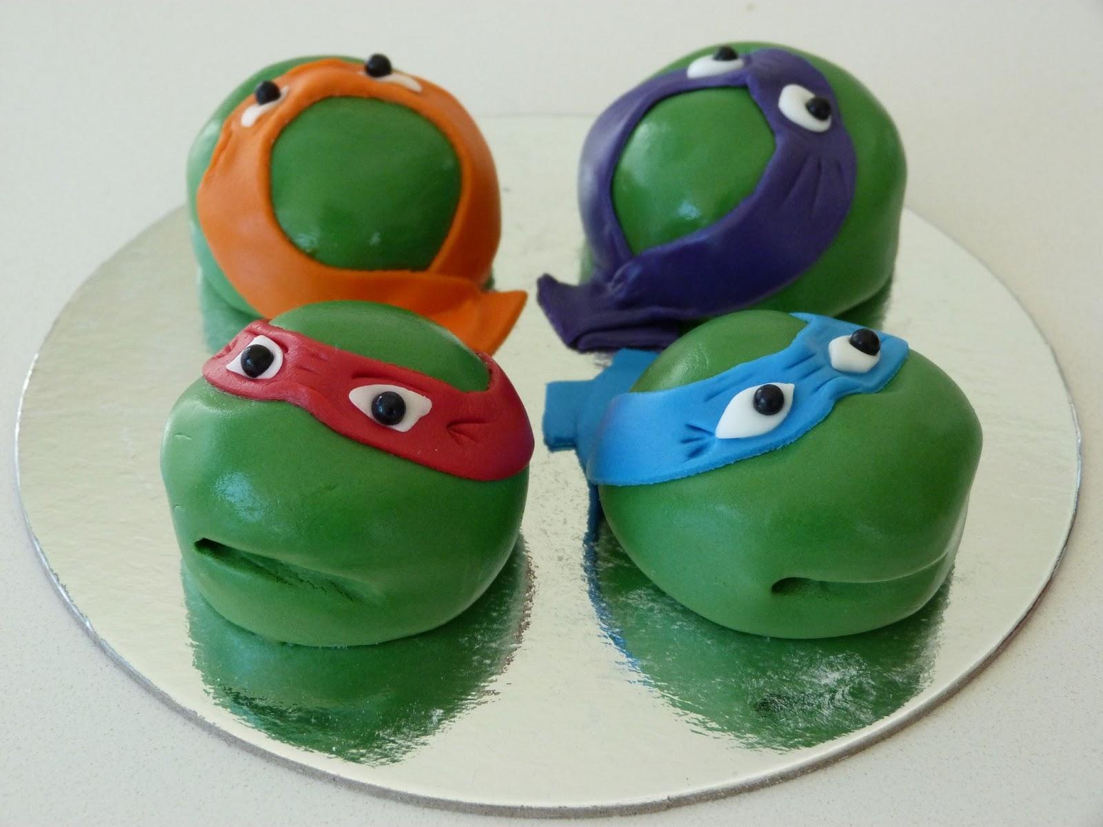 Tmnt Cake Topper Nz