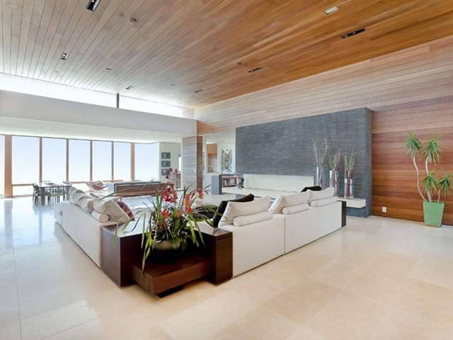 Photo of huge living room