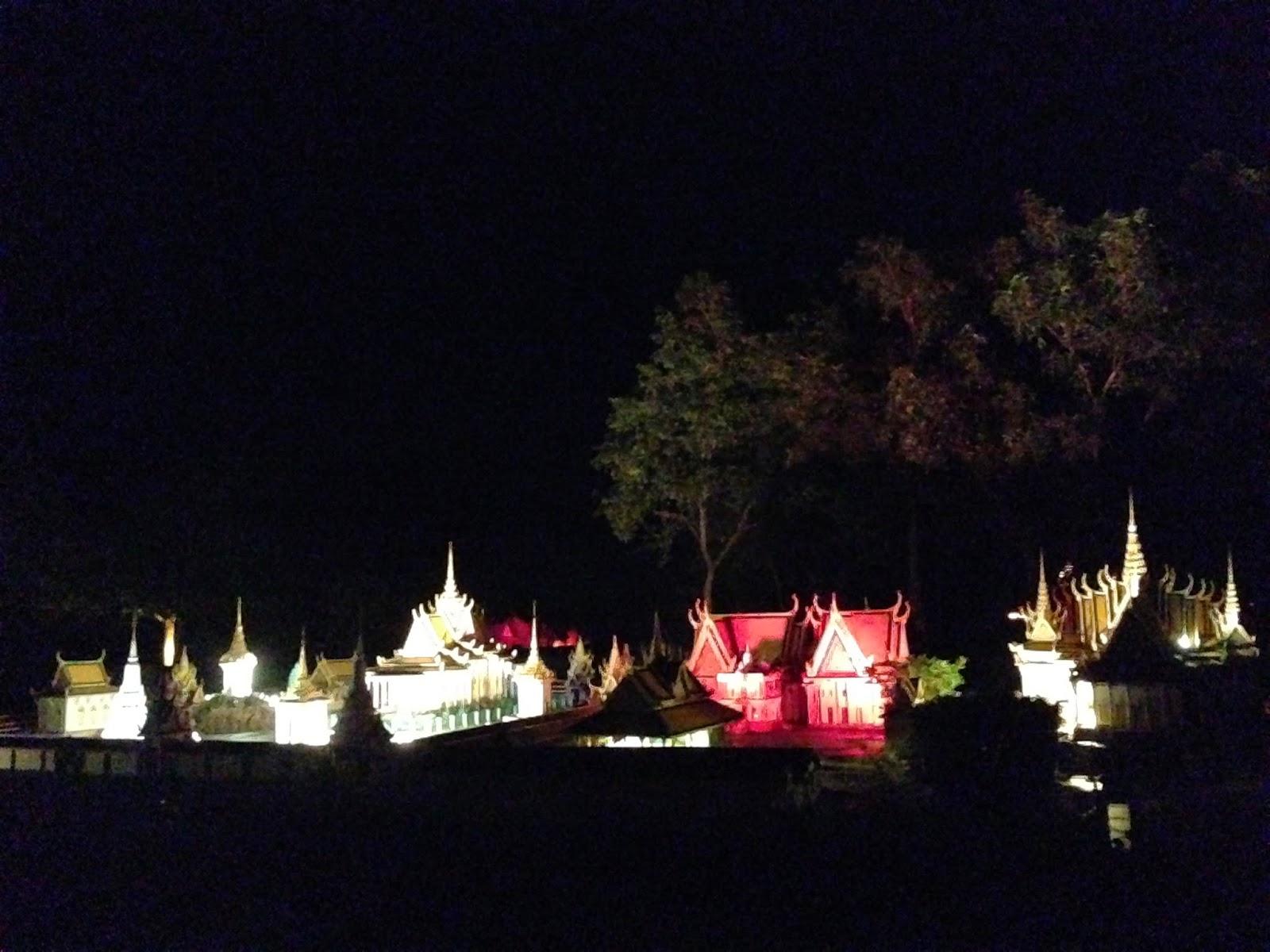 Cambodia Cultural Village