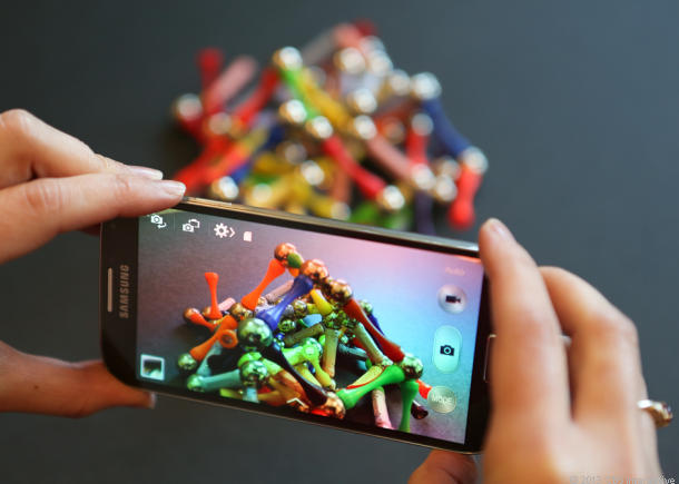 samsung galaxy S5 camera review with features