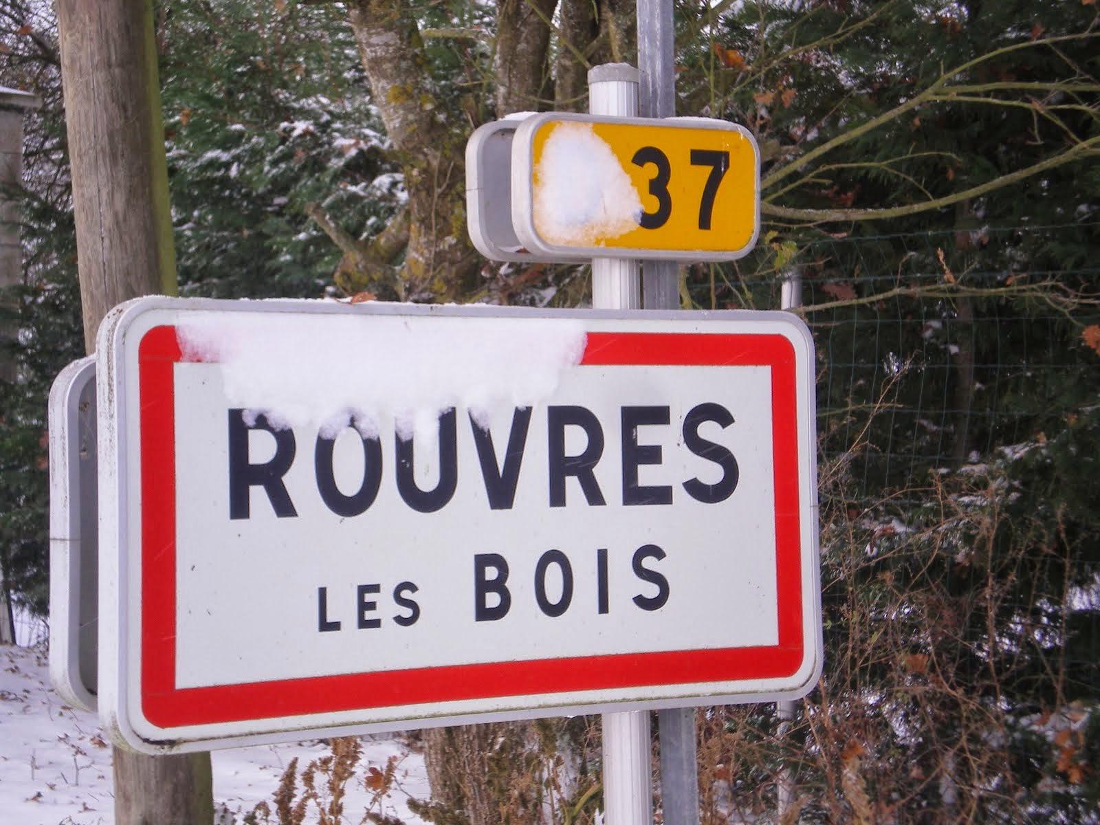 ROUVRES Enneigé