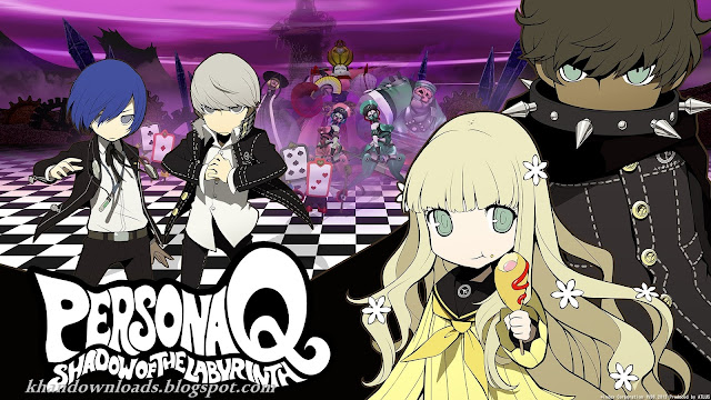 Persona Q Shadow of the Labyrinth PC Game