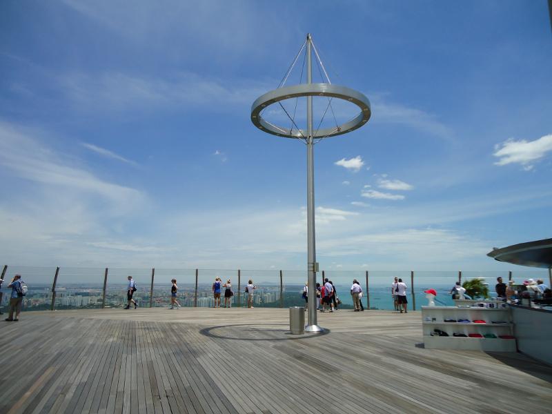 Marina Bay Sands Skypark Marina Bay Sand Skypark