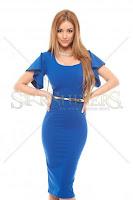 Rochie PrettyGirl Ambition Blue (PrettyGirl)
